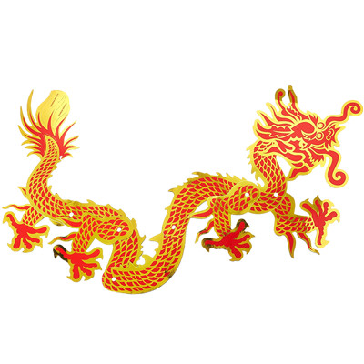 Chinese Jointed Dragon 3-Feet